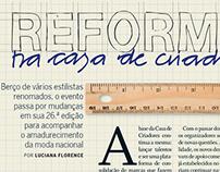 Reforma na Casa de Criadores