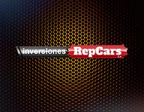 DIseño de logo para RepCars/ Logo design for RepCars