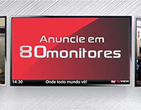 Banners site tuview.com.br
