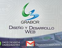 GRABOR- tarjetas de presentacion
