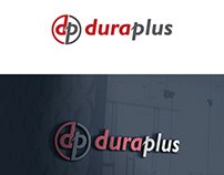 Duraplus Technology Logo Design