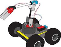 Wheel robot