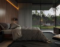Quarto de casal / Double bedroom