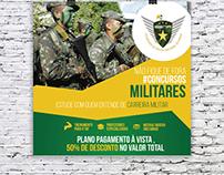 Projeto gráfico Sena Militar