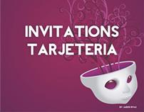 INVITATIONS / Tarjetería