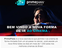 E-mail marketing PrimePass