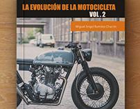 Diseño Editorial, Historia de la Motocicleta v2