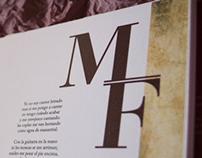 Martín Fierro - Book Design