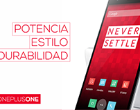 OnePlus One Flyer
