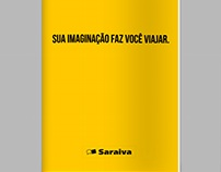 Estimular a leitura - Campanha Saraiva
