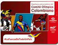 Comité Olímpico Colombiano 2015