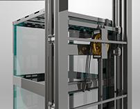 Elevator prototype