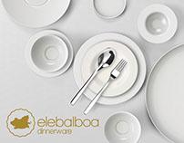 elebalboa - dinnerware