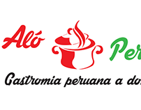 Diseño de logo - Alo Peruano