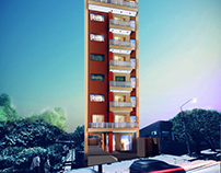 Renders: Proyecto inmobiliario Mia Victoria