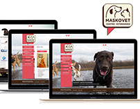 Maskovet Website
