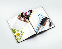 Diseño de publicación impresa sobre el reciclaje