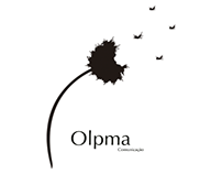 Logotipo Olpma e Manual Visual