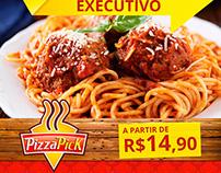 Pizza Pick - Peças