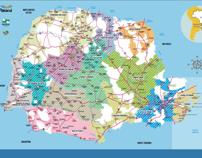 Regionalização Turística PR