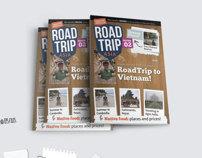 RoadTrip Magazine Template #2 Asia
