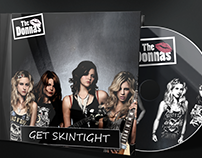 CD Get Skintight - The Donnas