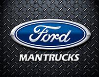 Ford - Mantrucks - RRSS