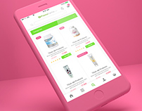 App and Web Redesign (Promofarma)
