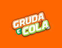 ID. Visual Gruda e Cola