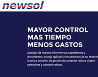 NewsolGroup - Gestión Documental