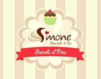 Desenvolvimento de Marca - Simone Chocolates & Cia