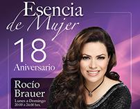 Magazine Ad (Rocio Brauer Anniversary)