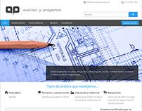 Avalúos y proyectos
