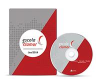 DVD Cover - Escola do Clamor 2014