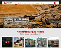 Moraes Cardoso Website