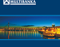 Design for Latvian bank Multibanka