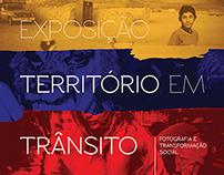 """Exposição no SESC: """"Território em Trânsito"""""""