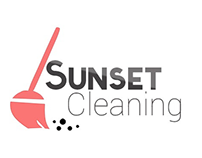 "Marca ""Sunset Cleaning"""