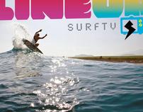 Lineup Surf TV
