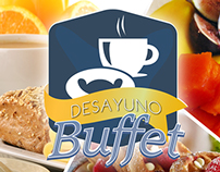 desayuno buffet - hotel ramada