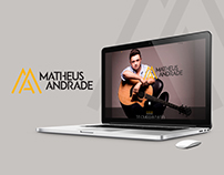 Matheus Andrade Website