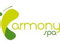Logotipo Harmony Spa