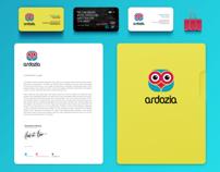 Ardozia brand identity