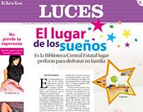 Editorial, páginas Periódico