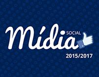 Mídia Social - 2015/2017