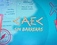 CAEC - Apertura, Intro, Presentación TV