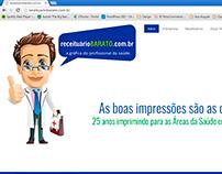 Site ReceituárioBarato.com.br