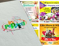Brand design for personalized gift company, Aruba