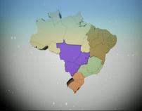 Abertura - Regionalização do Brasil.