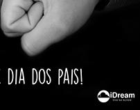 iDream - Dia dos pais 2016